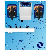 Авт.станция дозир и контр. POOL GUARD MINI (PH/RX) PANEL/QPA5400002ER